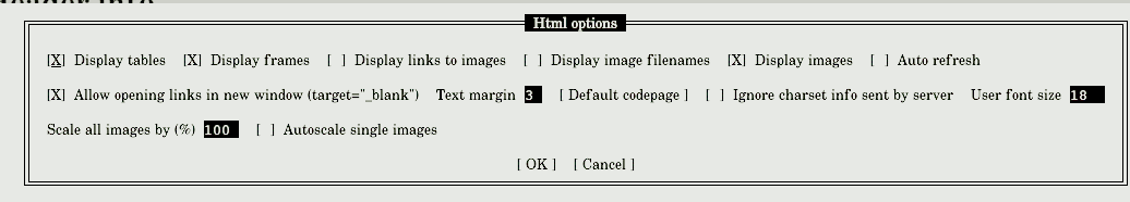 Links user documentation html options ccuart Gallery